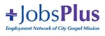 Jobs Plus / City Gospel Mission Logo
