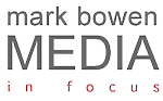 Mark Bowen Media Logo