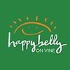 Happy Belly on Vine Logo