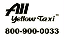 All Yellow Taxi