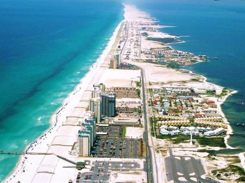 Navarre Properties has a variety of vacation rentals on beautiful Navarre Beach.