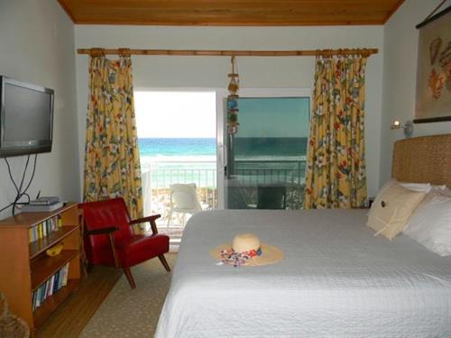 From a one bedroom condo to a five bedroom house Navarre Properties has a place for your next vacation.