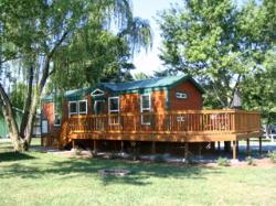 Luray KOA - Deluxe Cabins