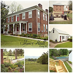 Stover Hall Lodging