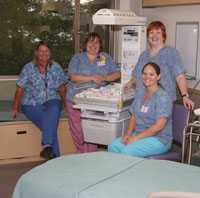 Our family-centered maternity unit takes great joy in welcoming our community's newest members!