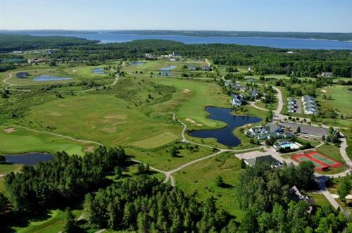 Aerial Charlevoix CC