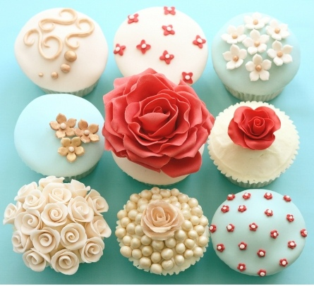 Some wedding cupcakes??