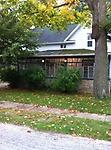 Cottage on Lake Michigan