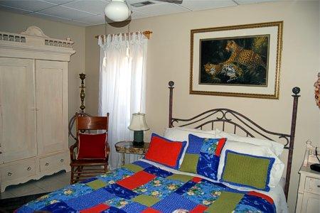 The Dock Suite - Bedroom