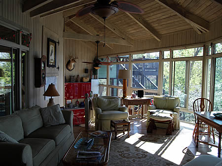 Shared Spaces - Sun Room