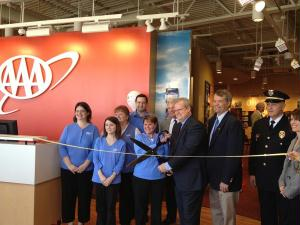 AAA Ribbon Cutting