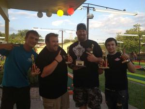 Putt Putt Winners 2012