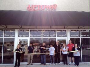 Uptown Apparel Ribbon Cutting