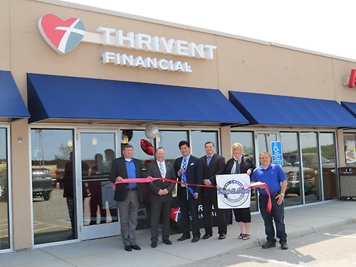 Thrivent Financial Ribbon Cutting