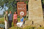 MLC students are very active in volunteer service throughout New Ulm.