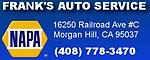 Frank's Auto Service