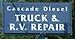 Cascade Diesel Truck & RV Repair