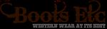 Boots Etc Outlet Inc