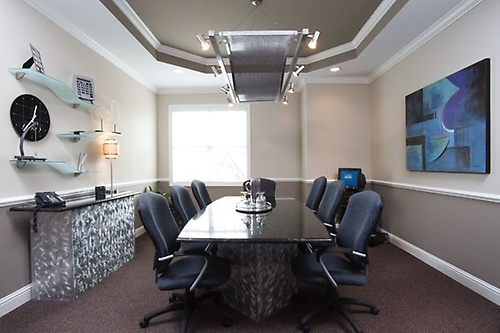 Comfortable Conference Room
