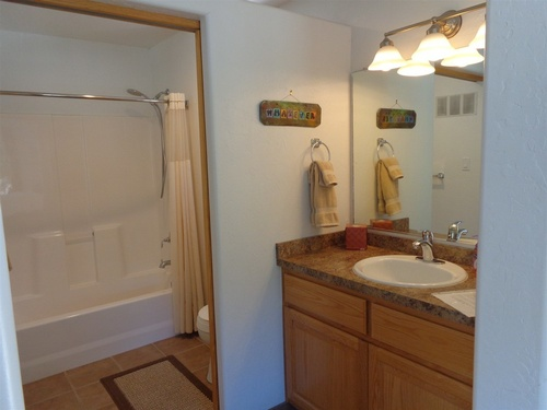 Jolly-McGregor Cabin Bathroom