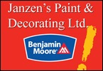 JANZEN'S PAINT & DECORATING - STEINBACH