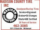Madison County Tire