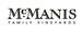 McManis Family Vineyards Inc
