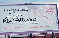 History of Key Allegro