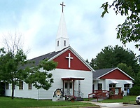 St. Paul's Church - Curtiss, WI