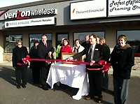 Ribbon Cutting - Thrivent Financial, November 2012
