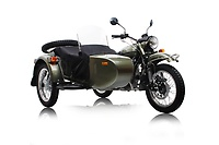 Ural Patrol in Metallic Green