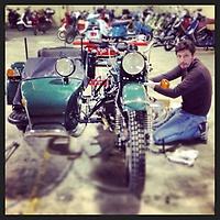 Master Mechanic, Pedro Galvan