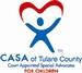 CASA of Tulare County