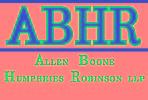 ALLEN BOONE HUMPHRIES ROBINSON LLP - Charter Silver Member