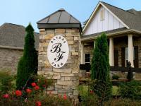 Baker's Farm Entranceway