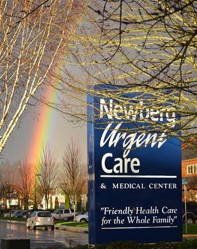 Newberg Urgent Rainbow