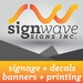 SIGNWAVE SIGNS INC.