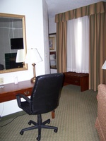 Presidential Suite Desk Living Area