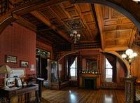 Seiberling Mansion Foyer