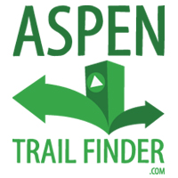 Aspen Trail Finder Logo