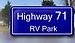 Highway 71 RV Park & Self Storage