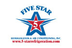 5 Star Refrigeration & Air Conditioning, Inc.