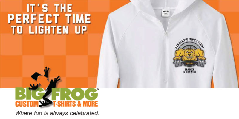 Big frog custom t shirts more of brooksville print for Big frog custom t shirts
