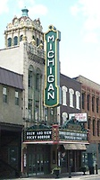 Michigan Theatre of Jackson