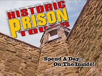 Take a tour with The Original Historic Prison Tours
