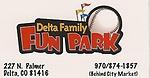 Delta Family Fun Park