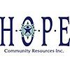 HOPE COMMUNITY RESOURCES, INC.