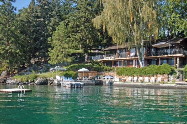 Lake Chelan Bed and Boating