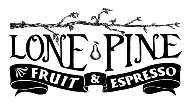 Lone Pine Fruit & Espresso