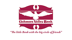 Cashmere Valley Bank, Member FDIC